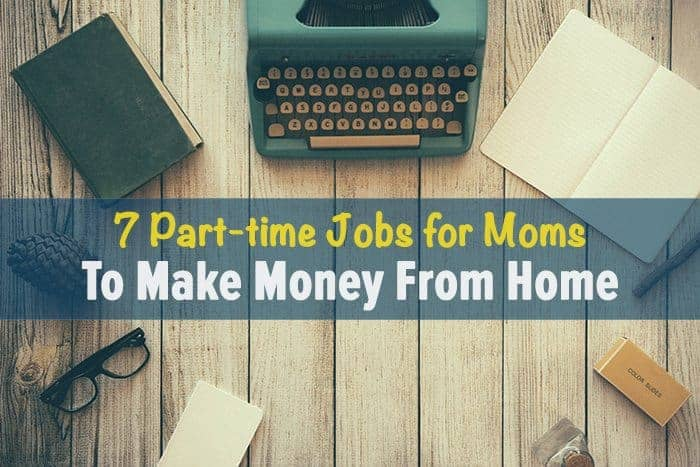 online part time jobs for mom