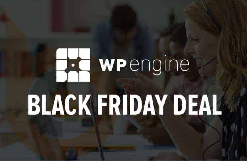 10 Black Friday/Cyber Monday Hosting Deals for Bloggers 9