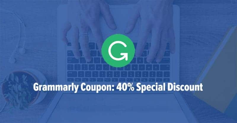 Grammarly Coupon 2015: 40% Special Discount