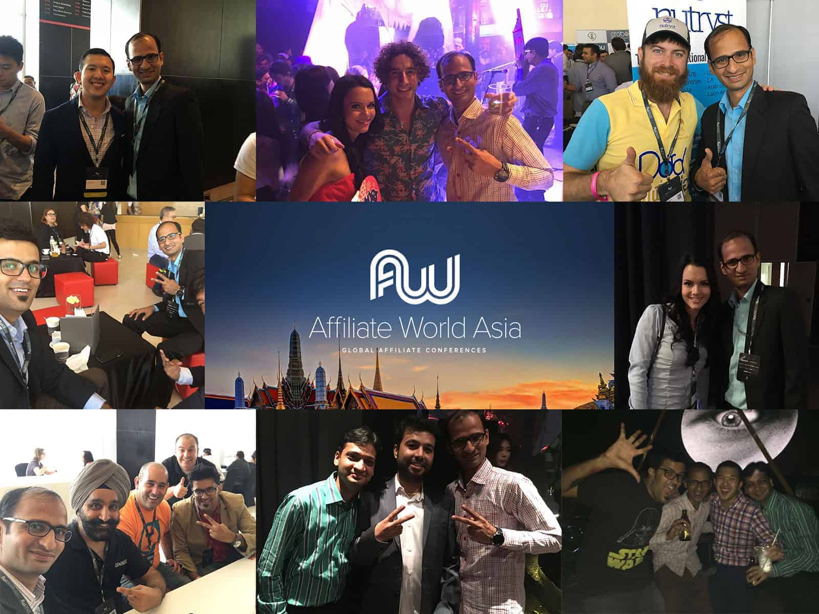 Affiliate World Asia Bangkok 2015: Learning and Highlights 1