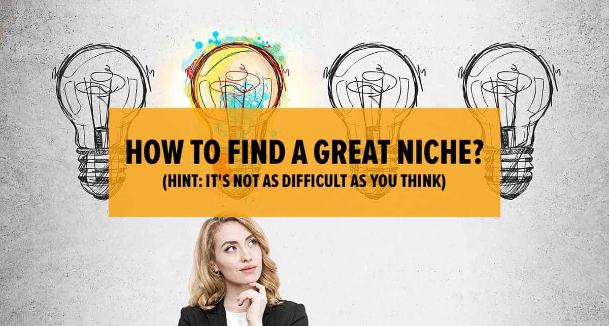 Find a Great Niche