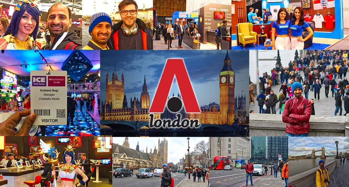 London Affiliate Conference 2017: Learning and Experience 1