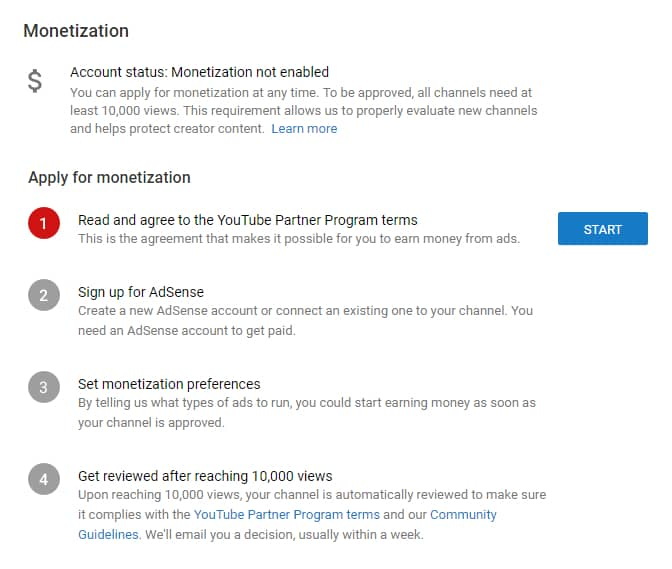 How To Make Money From Youtube The Complete Guide