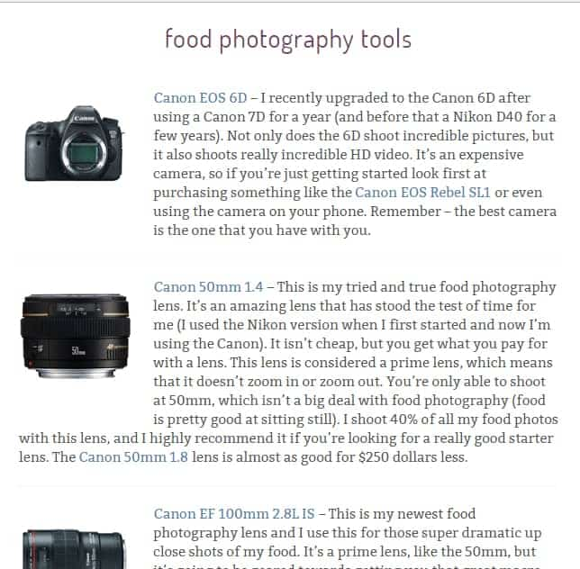 How To Start A Food Blog That Generates Money 37