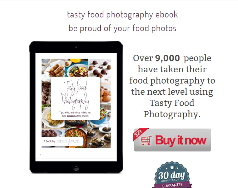 how to start food blogging