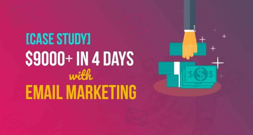 Email Marketing Success Story