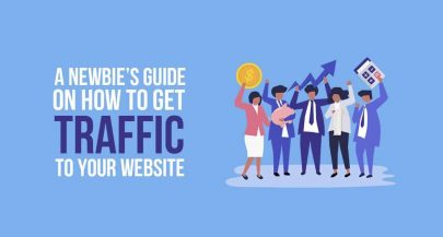 A Newbie's Guide On How to Get Traffic to Your Website