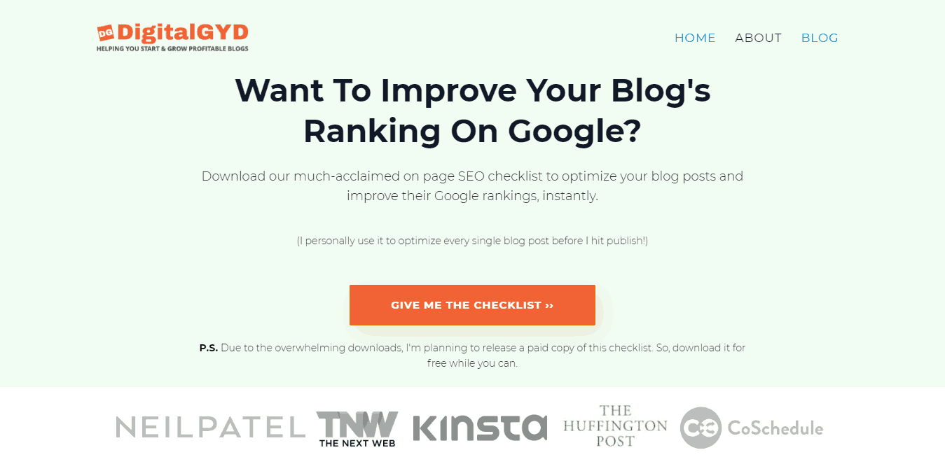 17 Popular Blogs in India to Learn Blogging in 2020 8