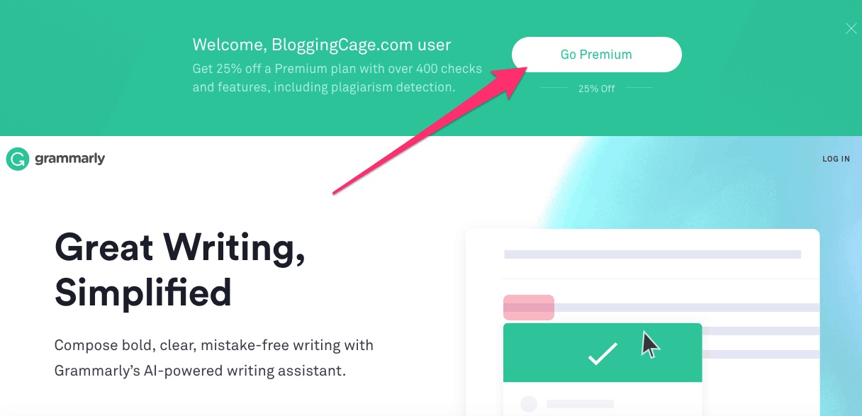 Grammarly Coupon September 2019: 25% Discount is Live