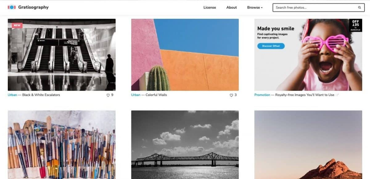 70+ Best Sites to Get Free Stock Photos for Your Blog (Copyright Free) 6