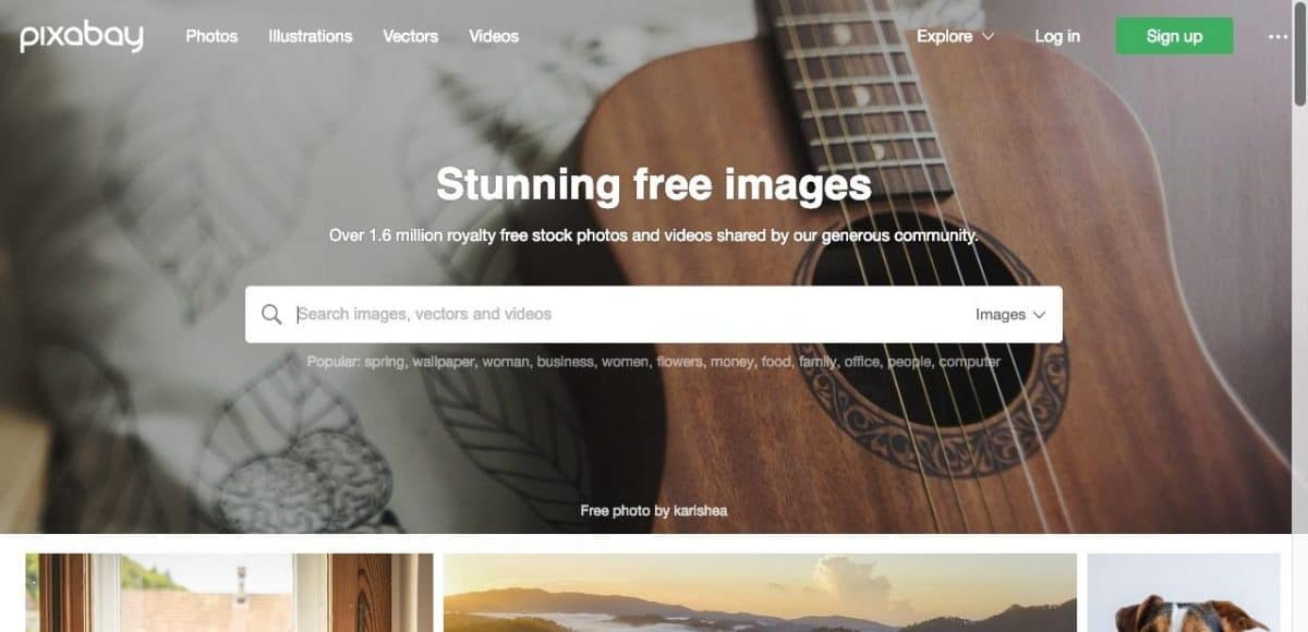 70+ Best Sites to Get Free Stock Photos for Your Blog (Copyright Free) 4