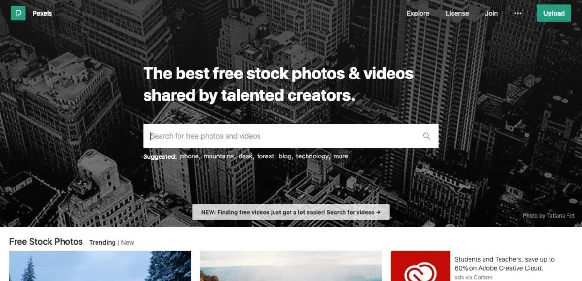 70+ Best Sites to Get Free Stock Photos for Your Blog (Copyright Free) 3