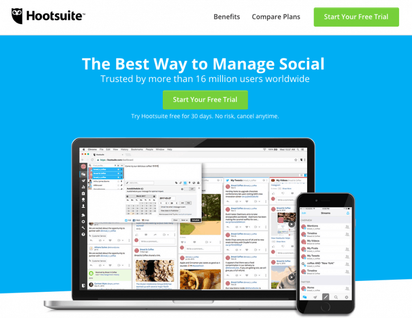 25 Best Social Media Management Tools to Schedule Your Content 4