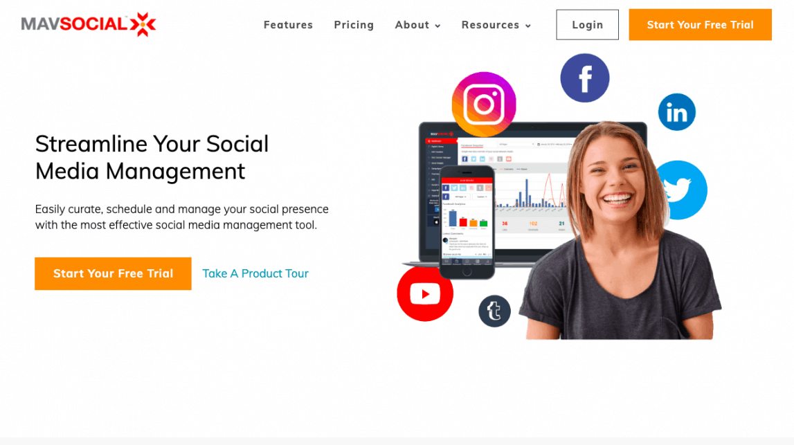 25 Best Social Media Management Tools to Schedule Your Content 11