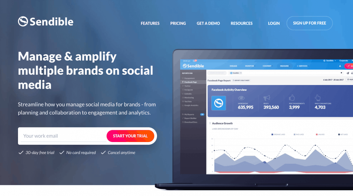 25 Best Social Media Management Tools to Schedule Your Content 8