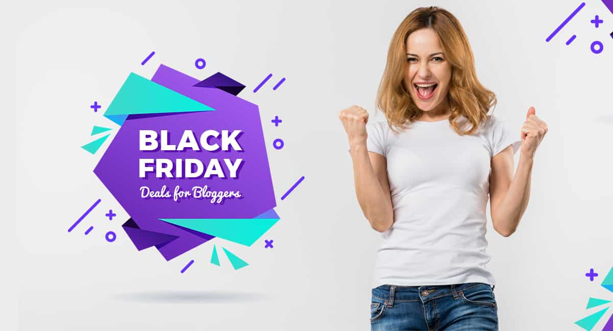 50+ Black Friday/Cyber Monday Deals for Bloggers in 2020 2