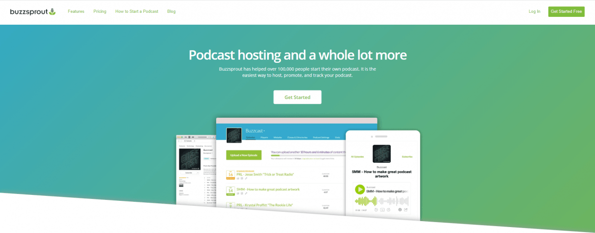 15 Best Podcast Hosting Sites to Start a Professional Podcast in 2020 16