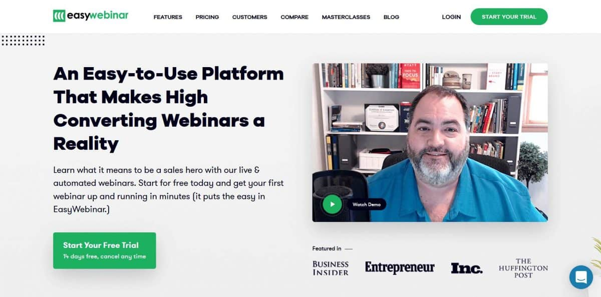 Top 10 Best Webinar Software to Educate Your Audience in 2020 11