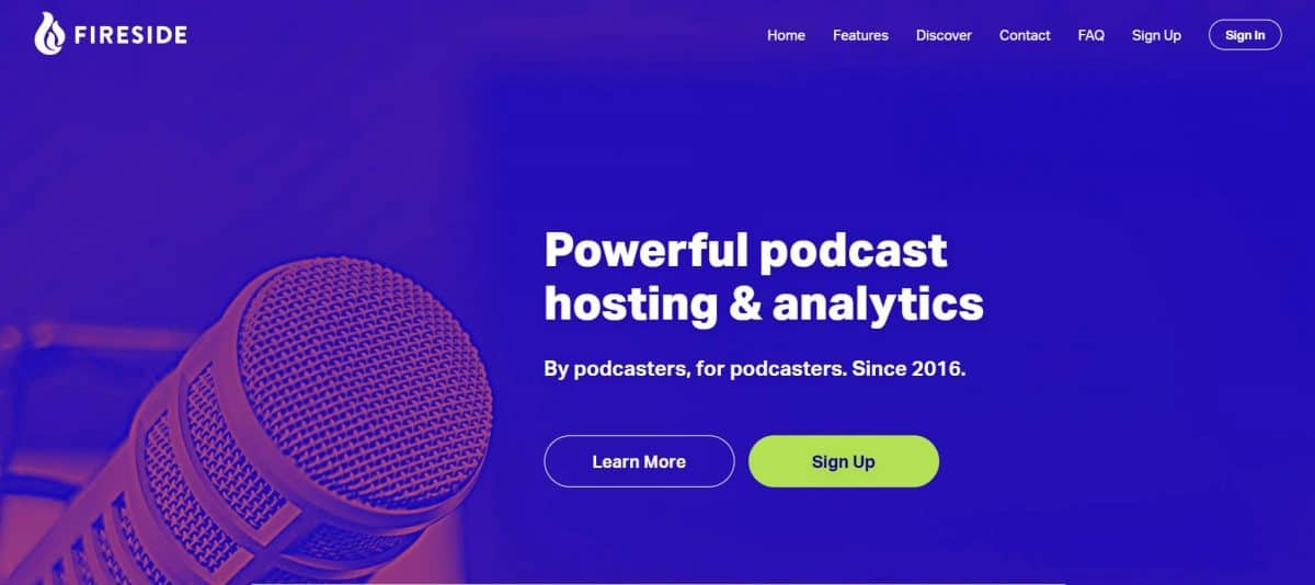 15 Best Podcast Hosting Sites to Start a Professional Podcast in 2020 11