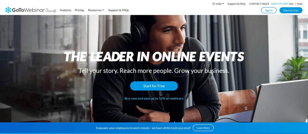 Top 10 Best Webinar Software to Educate Your Audience in 2020 4