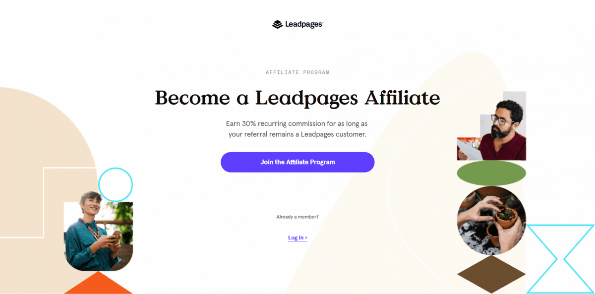 Leadpages is a top-notch landing page builder