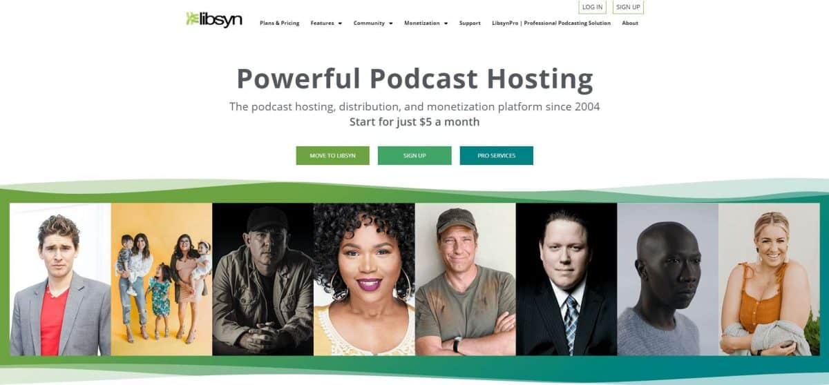 15 Best Podcast Hosting Sites to Start a Professional Podcast in 2020 10