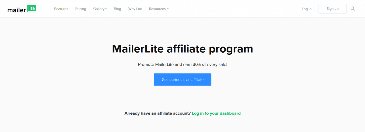 MailerLite is powerful email marketing tool