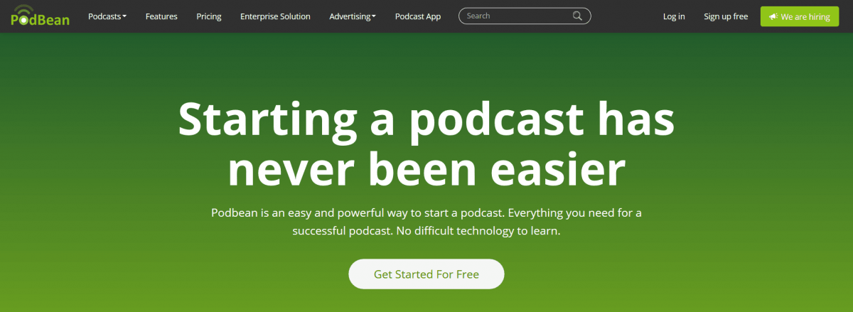15 Best Podcast Hosting Sites to Start a Professional Podcast in 2020 2