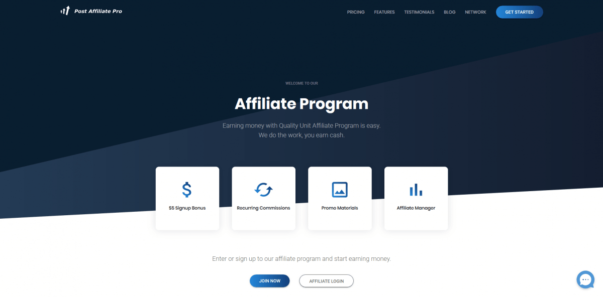 Affiliate Pro is one tool for sell and manage affiliate programs