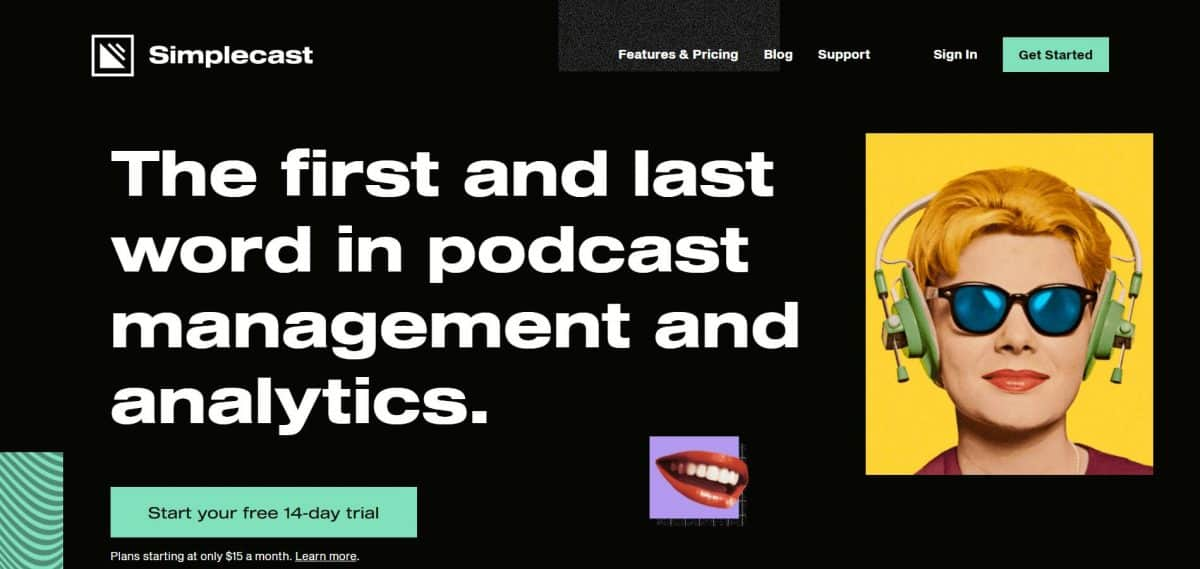 15 Best Podcast Hosting Sites to Start a Professional Podcast in 2020 6