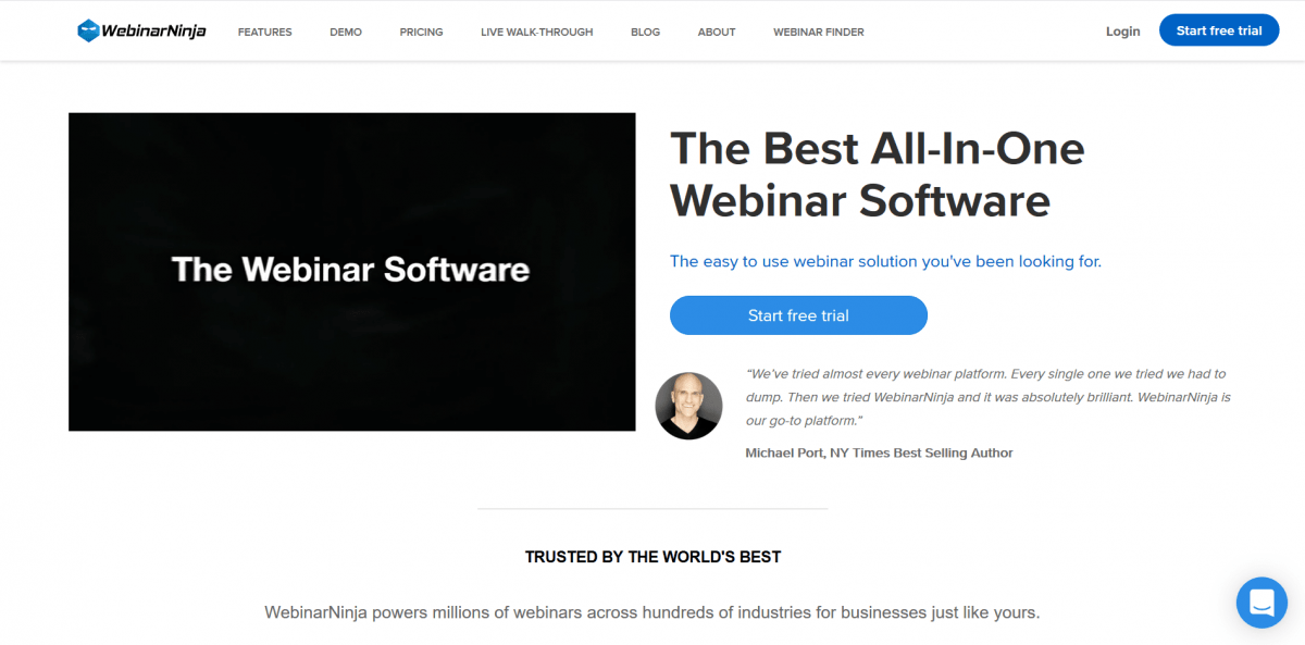 Top 10 Best Webinar Software to Educate Your Audience in 2020 7