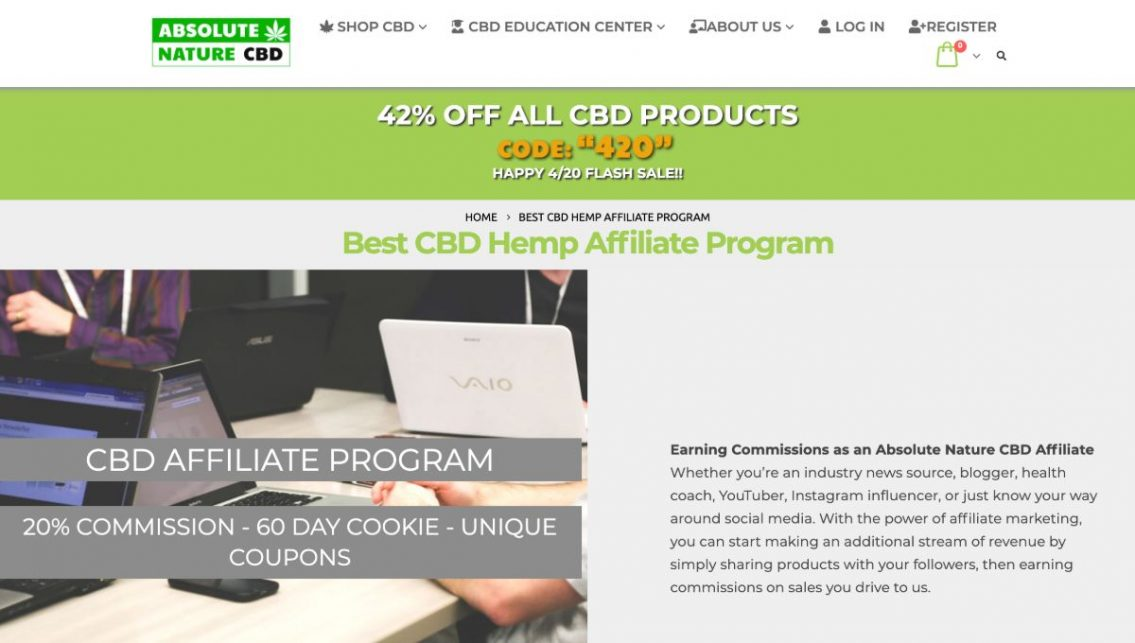 Top 15 Best CBD Affiliate Programs for Health Bloggers in 2020 11