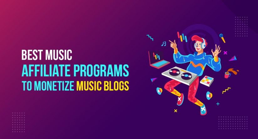 Best Music Affiliate Programs