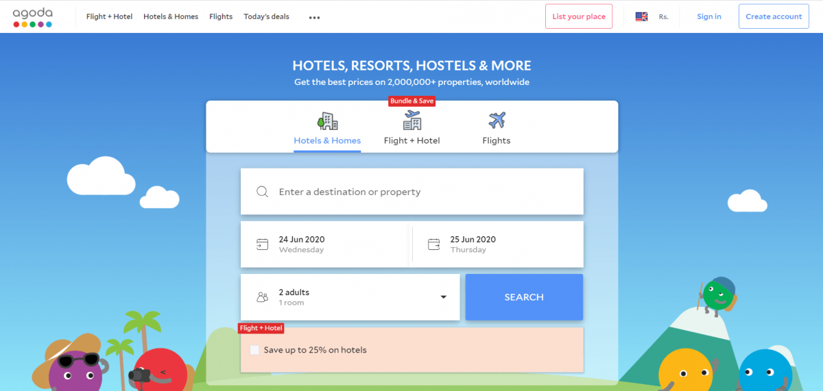 24 Hotel Affiliate Programs to Monetize Your Travel Blog 3