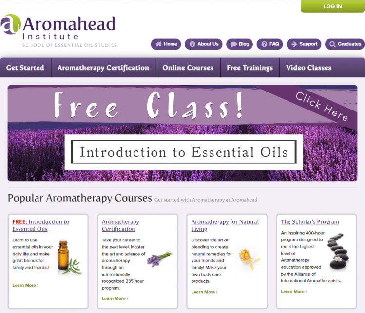 Essential Oil Affiliate Programs