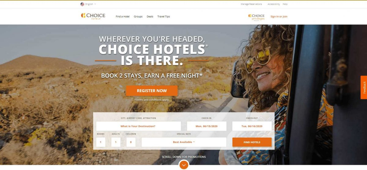 24 Hotel Affiliate Programs to Monetize Your Travel Blog 7