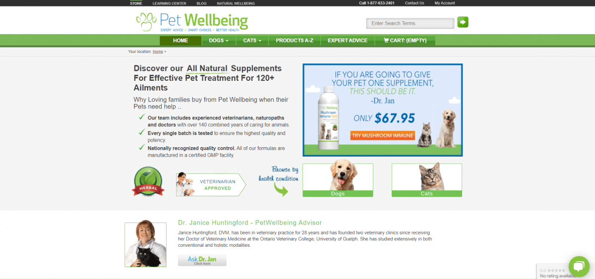 36 Dog Affiliate Programs to Make Money with Your Pet Blog 23