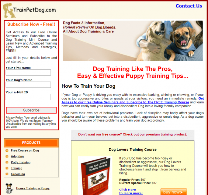 36 Dog Affiliate Programs to Make Money with Your Pet Blog 22