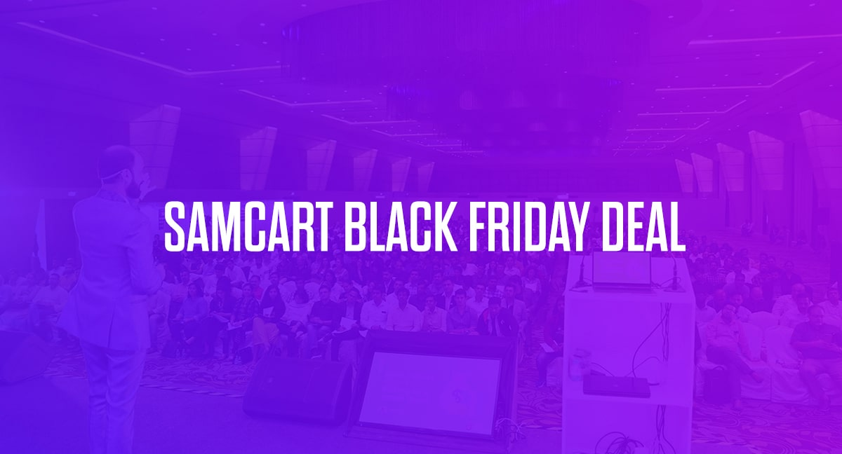 SamCart Black Friday Deal 2020: 40% Discount 1