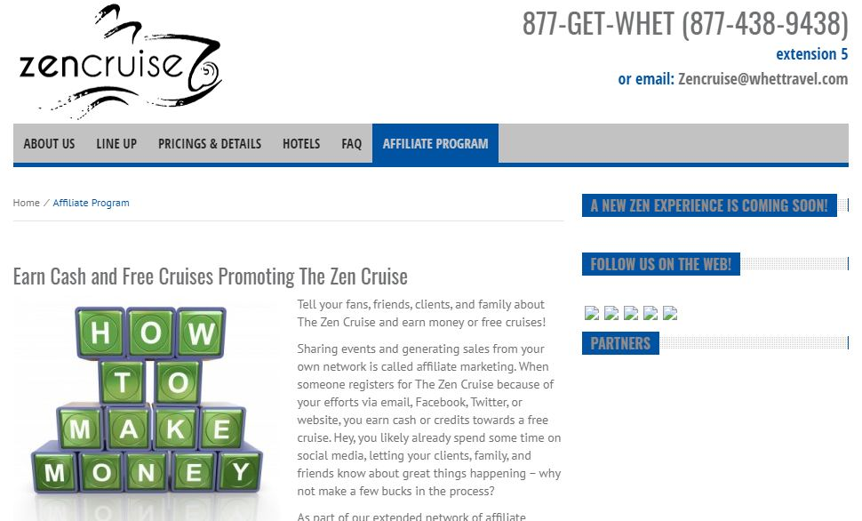 23 Best Cruise Affiliate Programs to Monetize Luxury Travel Blog 24