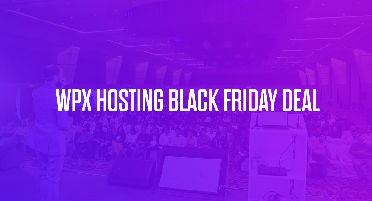 10 Black Friday/Cyber Monday Hosting Deals for Bloggers 4